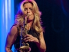Candy Dulfer live in concert at X-Tra Zurich, April 25, 2010 - by professional music photographer Katrin Bretscher