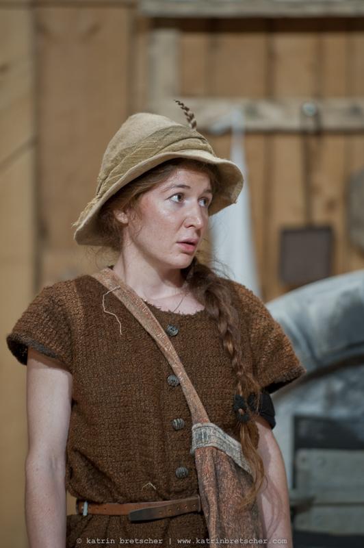 Die Frau des Bäckers (turbine theater / Sihltal 2012)