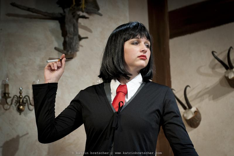 Die Mausefalle (Jugendtheater NI&Co, 2013)