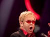 Elton John live conert photo from Hallenstadion Zurich, March 17, 2011