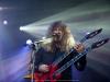 Megadeth  live concert photo taken by professional rock photographer Katrin Bretscher