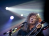 Megadeth concert photo taken at Volkshaus Zurich, April 13, 2011