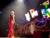 Pink live concert photo from December 2, 2009, at Hallenstadion Zurich / Switzerland