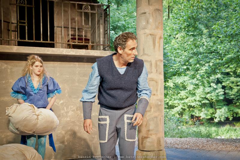 Romeo & Julia (turbine theater 2013)