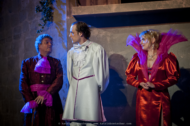 Romeo & Julia (turbine theater 2013)