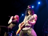 Slash opening for Mötley Crüe in Basel. Live concert photo by professional rock photographer Katrin Bretscher from Zurich, Switzerland