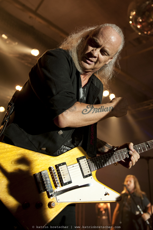 Lynyrd Skynyrd live in concert at Eulachhallen Winterthur (photo by professional rock photographer Katrin Bretscher from Zurich, Switzerland)